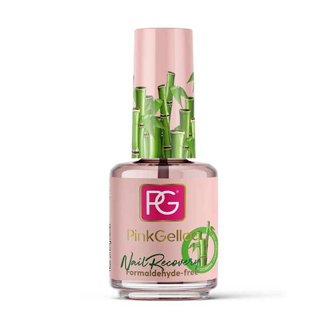 Pink Gellac Nail Recovery