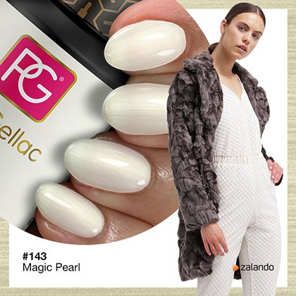 Pink Gellac Gel Nagellak Kleur 143 Magic Pearl