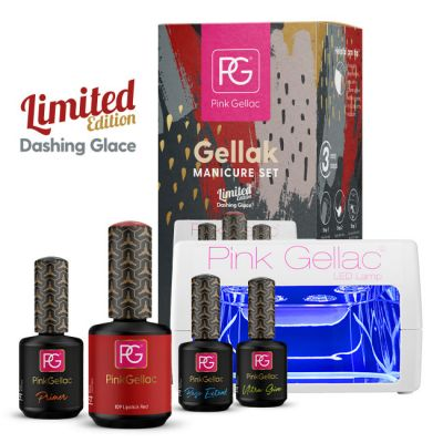 Gellak Manicure Set Dashing Glace