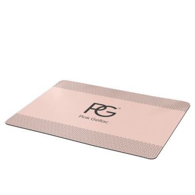 Pink Gellac Manicure Placemat Roze