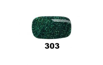 Pink Gellac Gel Nagellak Kleur 303 Mermaid Green