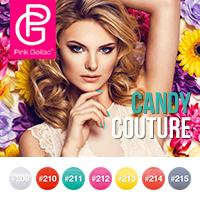 Pink Gellac - The Candy Couture Collectie