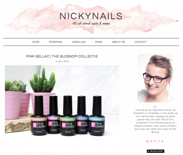 Review by NickyNails | Blossom Collection