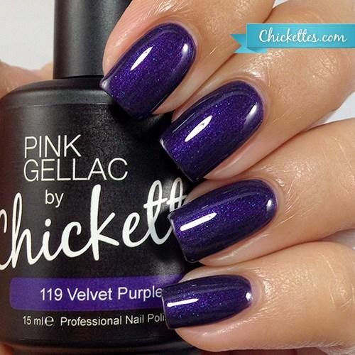 Pink Gellac review by Chickettes| Holiday gifts