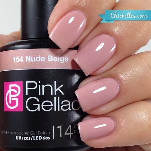 Pink Gellac review by Chickettes| Lentekleur