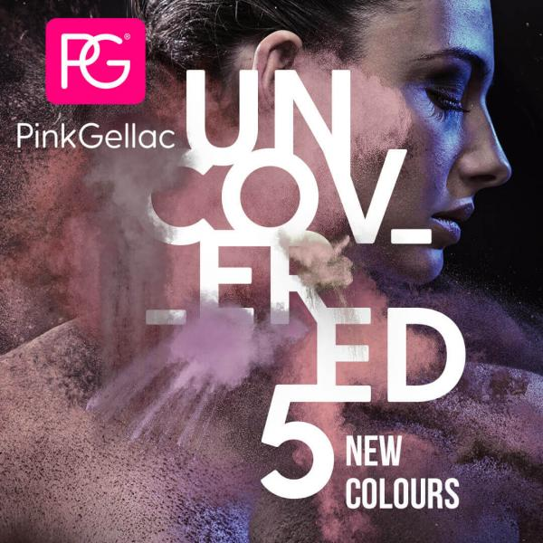 Pink Gellac - Uncovered 5 Collectie