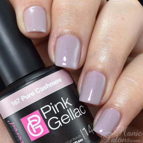 Pink Gellac review by Manic Talons  Uncovered1 Collectie