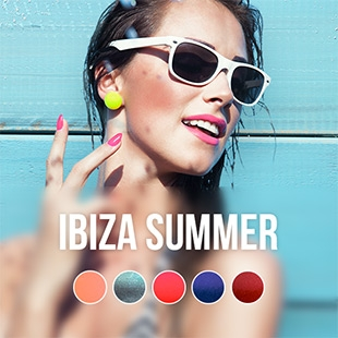 Pink Gellac Ibiza Summer Collection