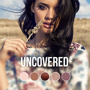 Uncovered2 gel nagellak kleurencollectie