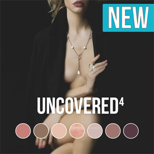 Uncovered4 gel nagellak kleurencollectie