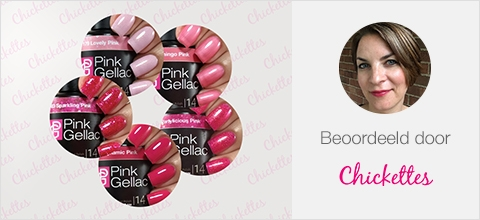 Pink Gellac Vip Review Collectie