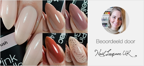 Pink Gellac Uncovered2 Review Collectie