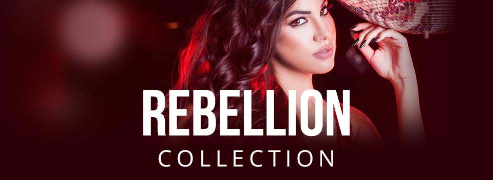 Rebellion Trendy Gel Nagellak Kleuren