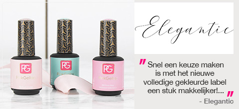 Pink Gellac Elegantic nieuwe label review