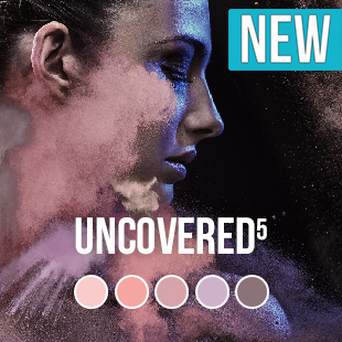 Uncovered5 gel nagellak kleurencollectie
