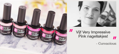 Pink Gellac Vip Review Collectie 01