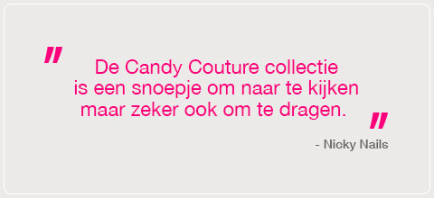 Pink Gellac Candy Couture Review Collectie 03
