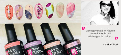 Pink Gellac Vintage Chic Collection Review