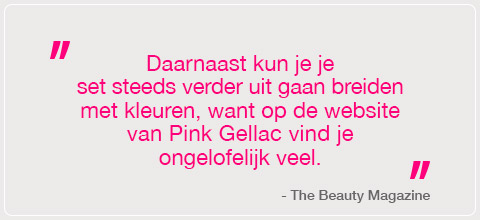 Pink Gellac Review The Beauty Magazine