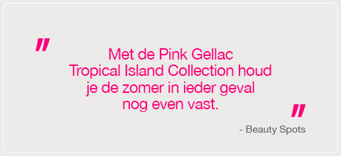 Pink Gellac Tropical Island Collection Review 06