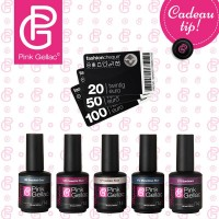 Shop nu Gel Nagellak met Fashioncheque !