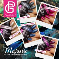 Pink Gellac Majestic, 5 gellak kleuren Fall/Winter 2015