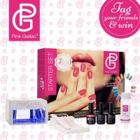 Winnaars LED Gellak Set en € 20 Shoptegoed bekend!