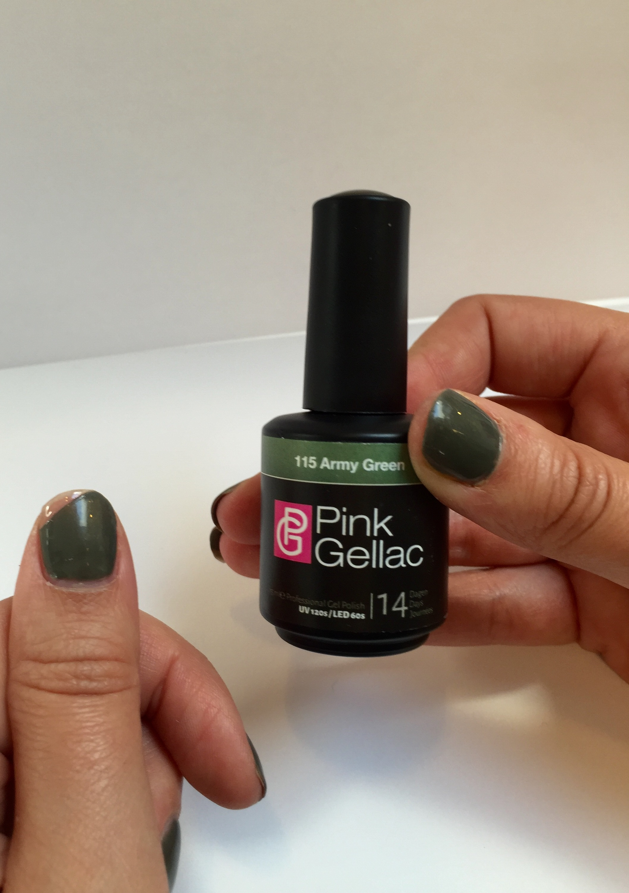 Lifting van Pink Gellac Gel Nagellak - Blog