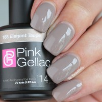 Pink Gellac review by Be Beautifully| Uncovered1 collectie