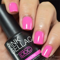 Pink Gellac review by Manic Talons| Summer Collectie