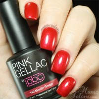 Pink Gellac review by Manic Talons| 5 nieuwe kleurtjes