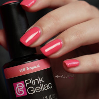 Pink Gellac Review by Beautyill