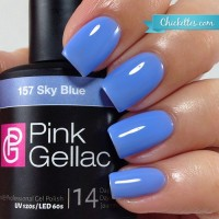 Pink Gellac review by Chickettes| Lente collectie