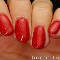 Pink Gellac Review by Love Life Lacquer| Glamourize Collectie