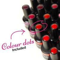 Pink Gellac introduceert de nagellak Colour Dots