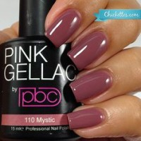 Pink Gellac review by Chickettes| Marsala