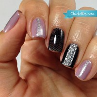 Pink Gellac how-to Chickettes| Gemstones aanbrengen