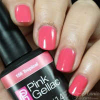 Pink Gellac review by Manic Talons| Lente Collectie