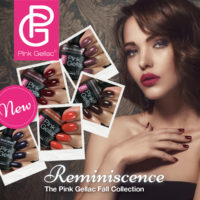 The new Pink Gellac fall collection: Reminiscence!