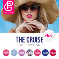 Pink Gellac - The Cruise Collection