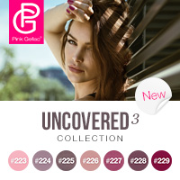 Pink Gellac - Uncovered3 collection