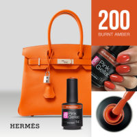 Gellak #200 Burnt Amber | The Hermès Colour